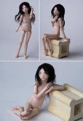 Doll Body II Test 1 by ladymeow