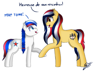 Rencontre (Vstrecha) by Speed-Chaser