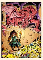 Clipstudio Treasure Contest by hqbrum-art