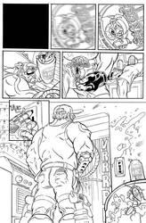 BULLET' N' CUT : page 10 by Guibz-comics