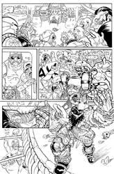 BULLET' N' CUT : page 11 by Guibz-comics