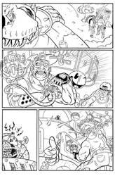 BULLET' N' CUT : page 12 by Guibz-comics