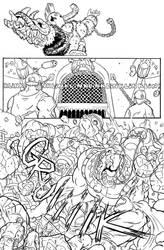BULLET' N' CUT : page 13 by Guibz-comics
