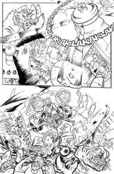 BULLET' N' CUT : page 18 by Guibz-comics