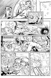BULLET' N' CUT : page 19 by Guibz-comics