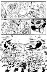 BULLET' N' CUT : page 21 by Guibz-comics