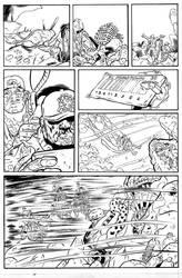 BULLET' N' CUT : page 22 by Guibz-comics