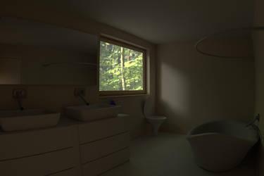 Apartment 34 by kratzdistel