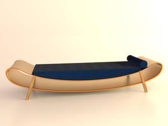 Couch No. 55 by kratzdistel