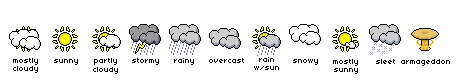 morrowplots weather icons by blackice