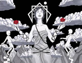 Conjuring Marjorie by madbaumer37