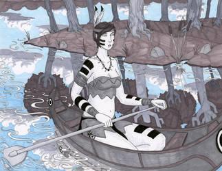 Canoe by madbaumer37