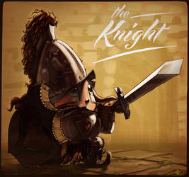 The Knight by Nagymarci