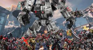 The Autobots Of FOC by Connorgodzilla