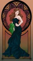 Bridesmaid Joanna by hatchback-girl