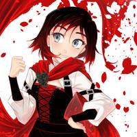 Ruby Rose by Shiroiyuki3