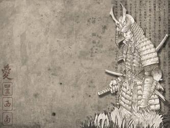 Samurai by Zsu