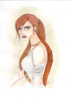 Miss Survivor by LaraValentina