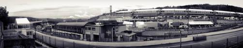 circuit de Spa Francorchamps by cythux