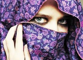 shawl by grezelle
