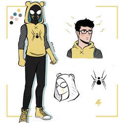 Spidersona concept by RaiCheezz