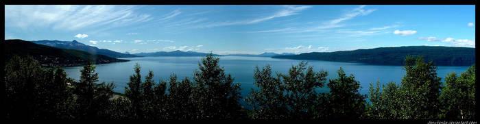 Ofotfjord by JaNuLiEnKa
