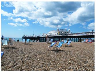 Brighton by JaNuLiEnKa
