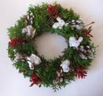 Spring handmade wreath by Youlia007