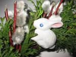 gypsum bunny by Youlia007