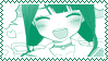 Tenko Chabashira Anthology Stamp by kaokoko