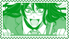 Gonta Gokuhara Anthology Stamp by kaokoko