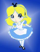 Alice by yamata