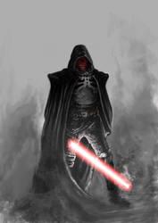 Sith Marauder by unsmoking-Cigarette