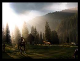 Horse haven by SnaffledChestnut