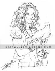 + Happy birthday Percy + by DianaC
