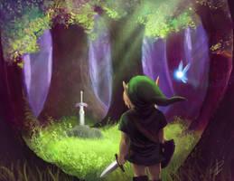 Legend of Zelda by steven-donegani