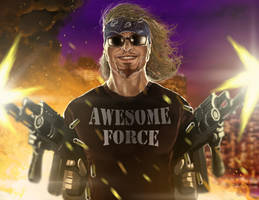 Awesome Force!!! by steven-donegani