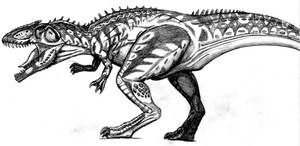 Giganotosaurus by TITANOSAUR