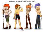 All Grown Up Ninjas - Guys by tmntsam