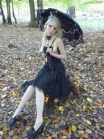 Goth stock photo by MariaAmanda
