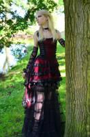 Romantic Goth Stock by MariaAmanda