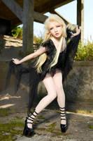 Black Bird Stock - Preview by MariaAmanda