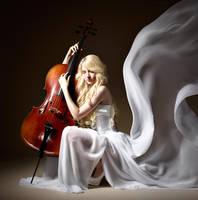 Wings of Music - Stock by MariaAmanda