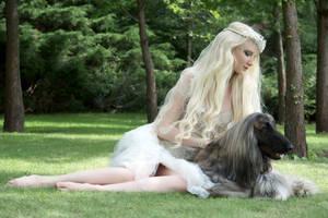 White Fairy II - Stock by MariaAmanda