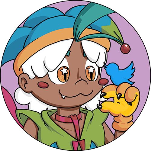 Twitter Icon by Katzii-Yataki