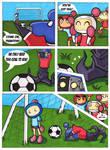 Phantom Bomber Can't Kick... by Katzii-Yataki