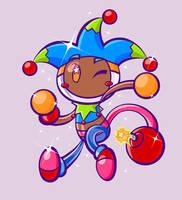 Shiny Katzii Bomber by Katzii-Yataki