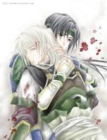 Zhao x Ma: Your Embrace by Setomi