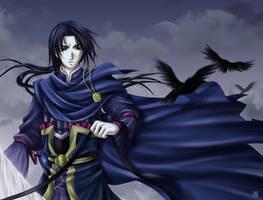 DW Fanart: Cao Pi by Setomi