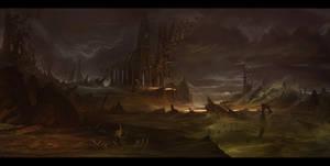 Aarklash : Legacy concept by Exphrasis